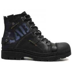 Yellow Cab férfi cipő Atwork Y15272 Black