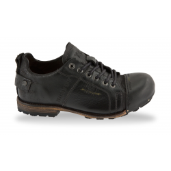 Yellow Cab férfi cipő Industrial Black Y12145