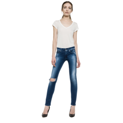 Replay Luz skinny női farmer WX689.93A855C.009
