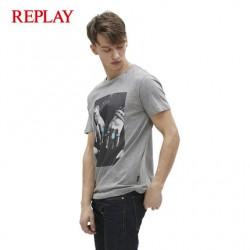 Replay férfi póló M3266.M02