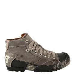 Yellow Cab férfi cipő Mud Y15439 Dark Grey
