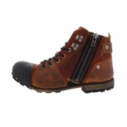 Yellow Cab férfi cipő Industrial Y15419 Tan