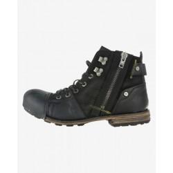 Yellow Cab férfi cipő Industrial Y15419 Black