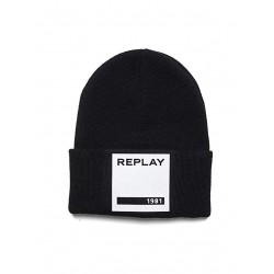 Replay sapka Black AX4166.098