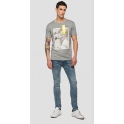 Replay férfi póló M3010.M02