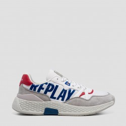 Replay férfi cipő RS2B0003T white-navy