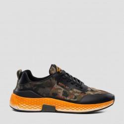 Replay férfi cipő RS2B0006T camo-black